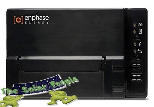 enphase battery storage