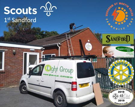 Sandford Scout Group