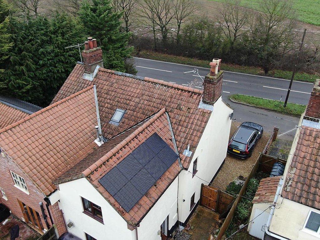 solar panels in norwich
