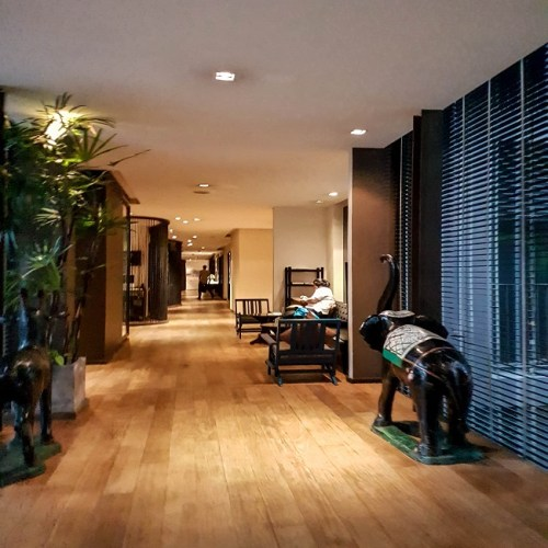 Tenface Hotel, my first boutique hotel in Bangkok