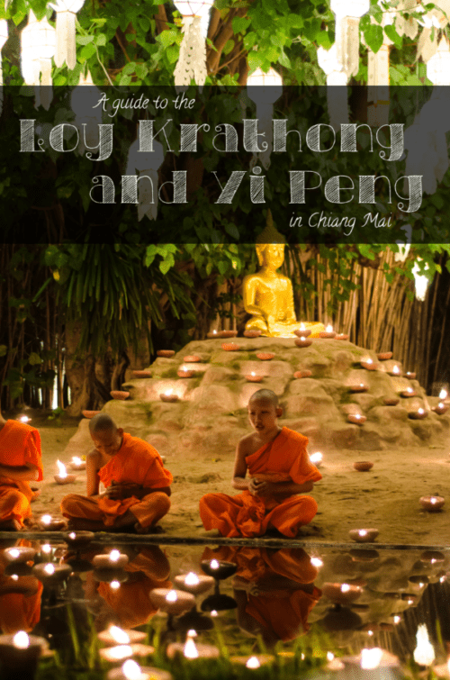 A guide to the Loi Krathong and Yi Peng Festival in Thailand | The solivagant soul