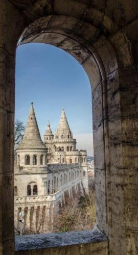 Fisherman's Bastion   Photo Journal: Budapest, a pearl in the Danube   The Solivagant Soul