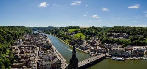 Views from Citadele | Dinant, a little town in Belgium | The Solivagant Soul