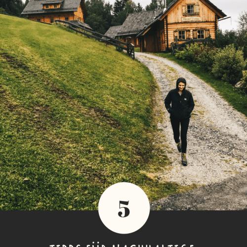 Nachhaltige Outdoor-Bekleidung zu finden ist nicht schwer: Unsere 5 Tipps mit Vaude, Patagonia, Jack Wolfskin, Bleed und Klättermusen