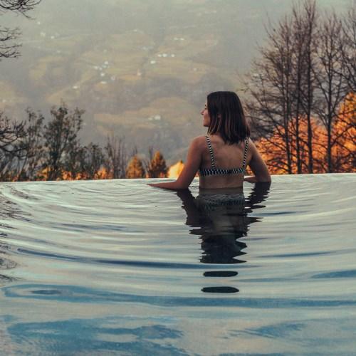 Berghotel Gasthof Kohlern Wandern in Bozen, Südtirol Sophisticated Sisters Lifestyle Travel Blog Vienna