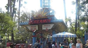 California Screamin' Joins Some Great Attractions in Yesterland