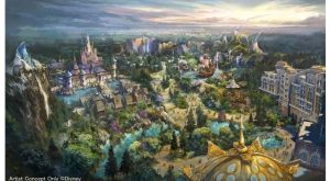 Fantasy Port Coming to Tokyo Disney Sea