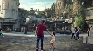 Attractions at Galaxy's Edge