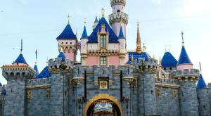 Sleeping Beauty Castle Has a New Look