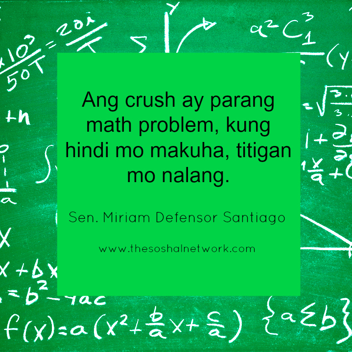 Hugot Lines Love English About