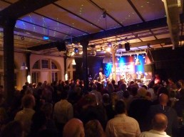 Live im Kulturbesen Schramberg 2014: The Soulmachine