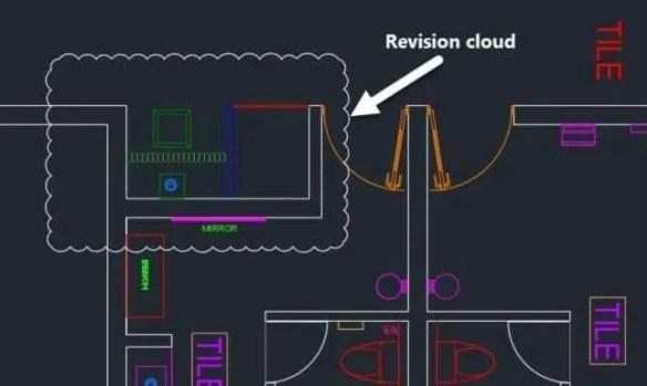 AutoCAD Revision Clouds