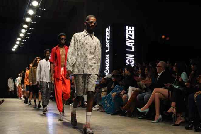 South African designer Young and Lazy