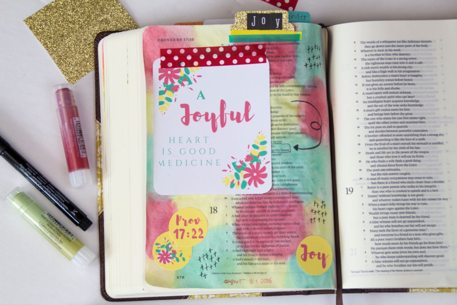 Free Printable For Bible Journaling Entry