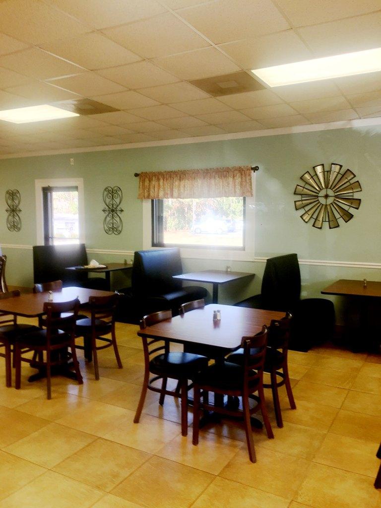 Amazin Grazin Cafe in Millen, Georgia