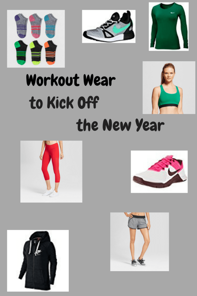 Workout wear to kick off the new year