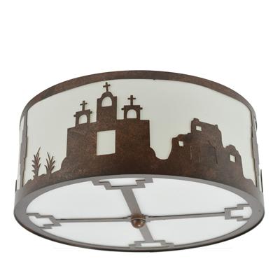 santa fe ceiling light southwest