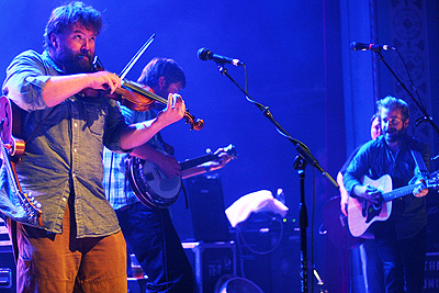 Trampled By Turtles at Musicfest NW 2012