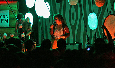 Purity Ring at Musicfest NW 2012