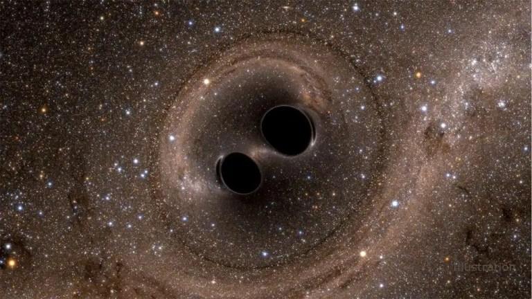 Andromeda Galaxy black holesa