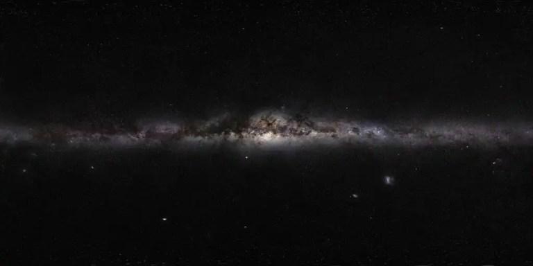 Milky way Galaxy's stars