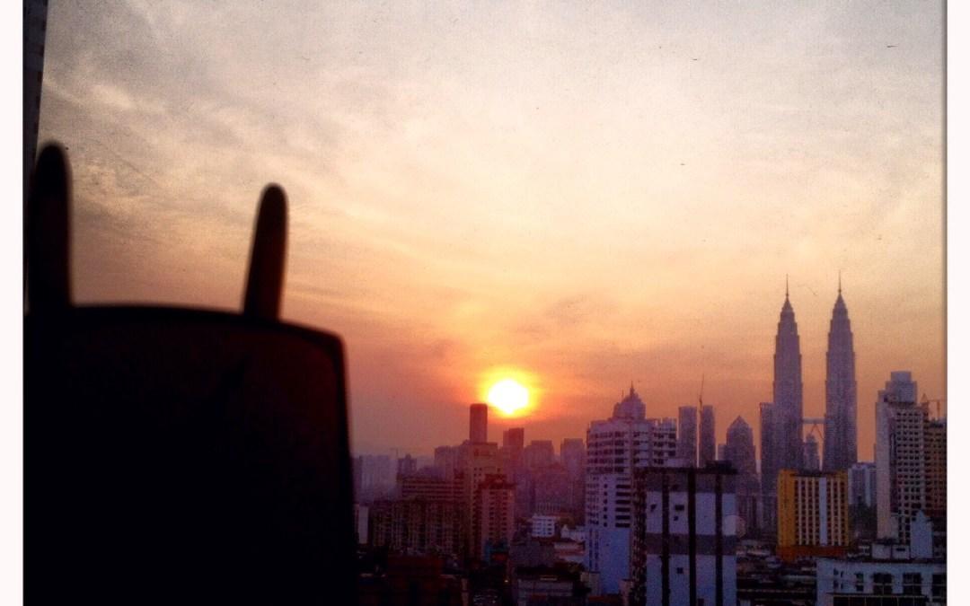 Kuala Lumpur Trip with Airasia pt.01