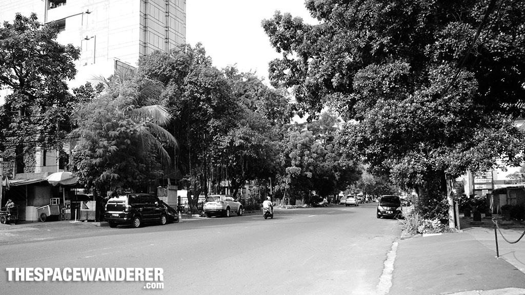 Cozy street 31 July 2014