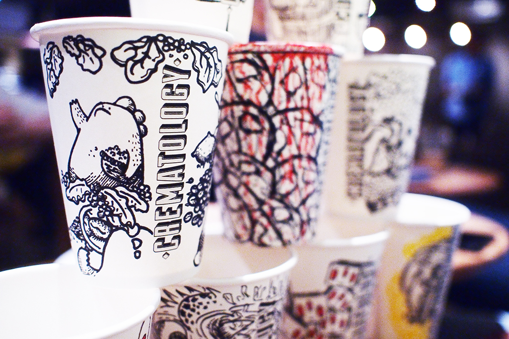 The cups by Brotherhood of Doodle (Toys)