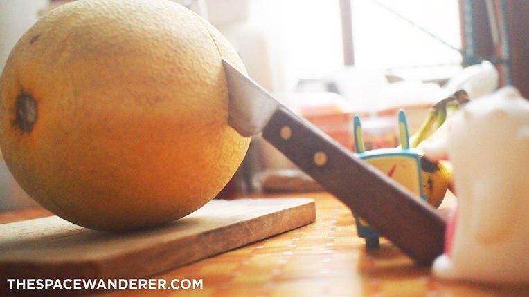 Belah melon