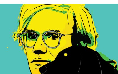 Happy Birthday Mr. Warhol