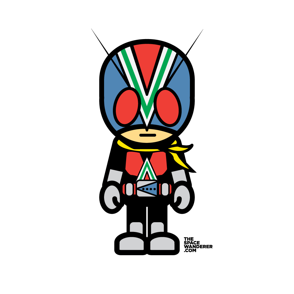 Kamen Rider Riderman
