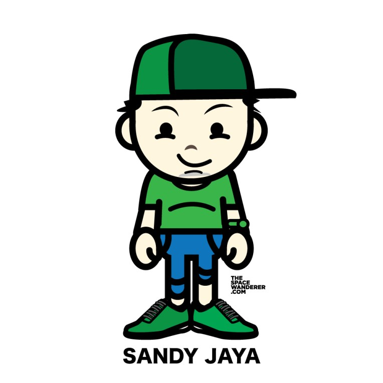 Sandy Jaya An avid traveller with a good eye. His instagram feed full of awesome photographs from his daily adventure.
