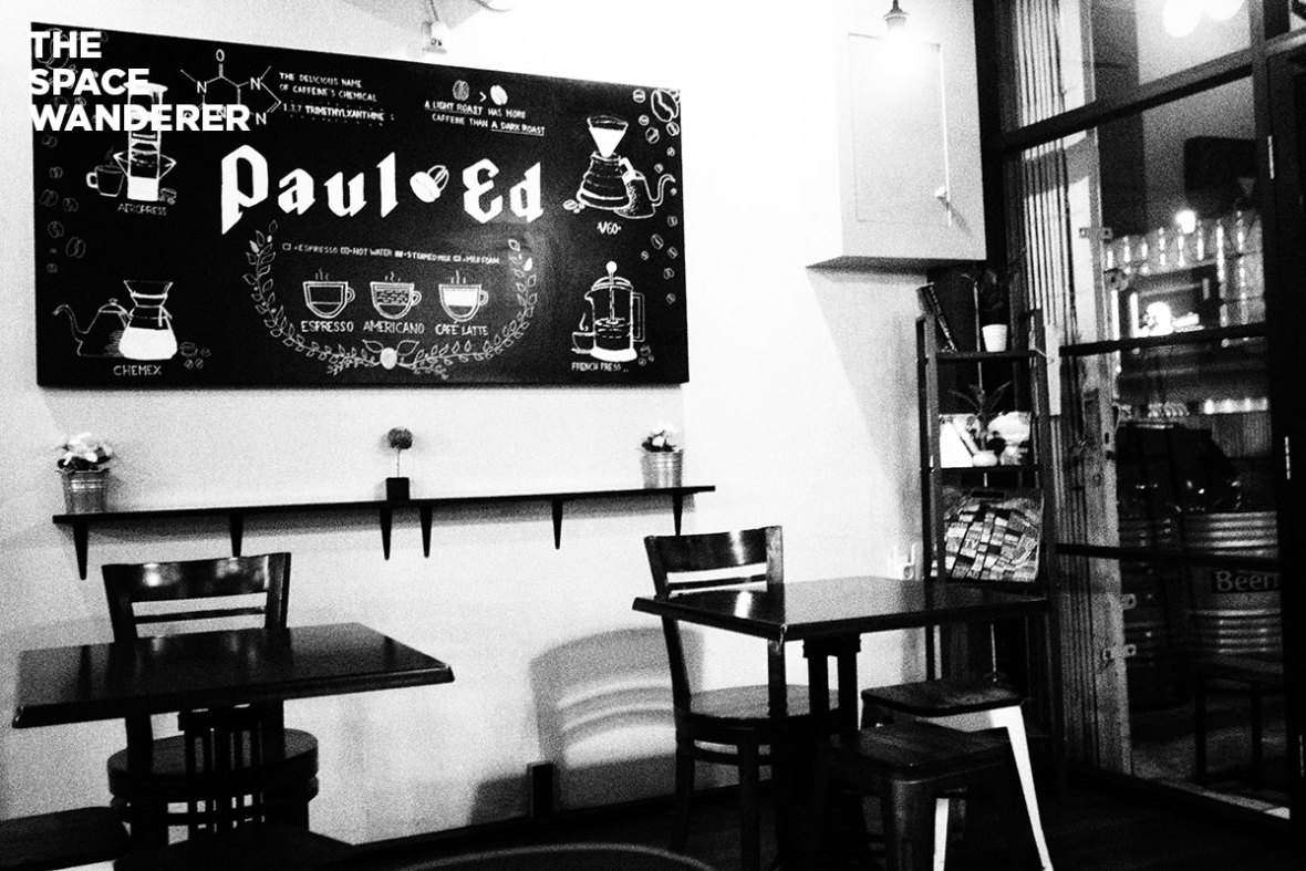 Paul-Ed Coffee Shop Kelapa Gading