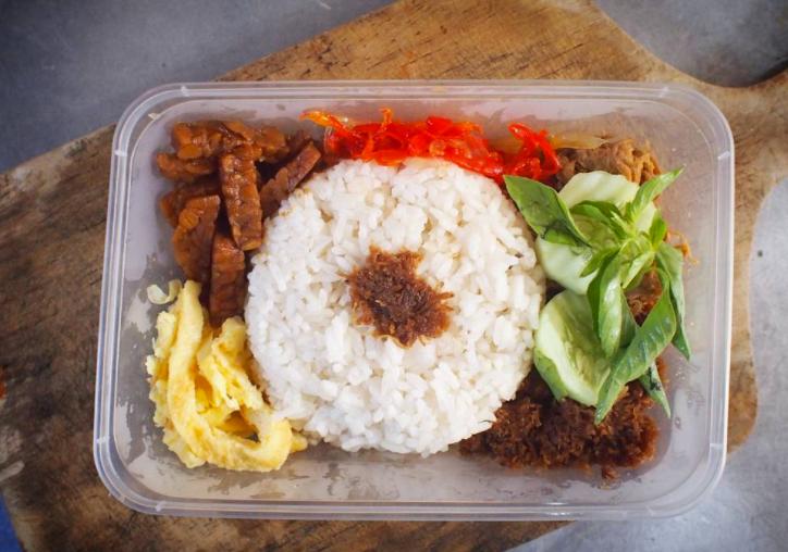 Nasi Langgi di Jakarta Kelapa Gading
