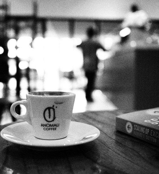 Anomali Coffee Menteng