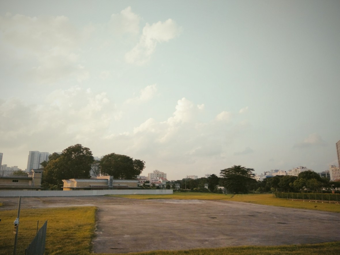 Singapore National Stadium Road