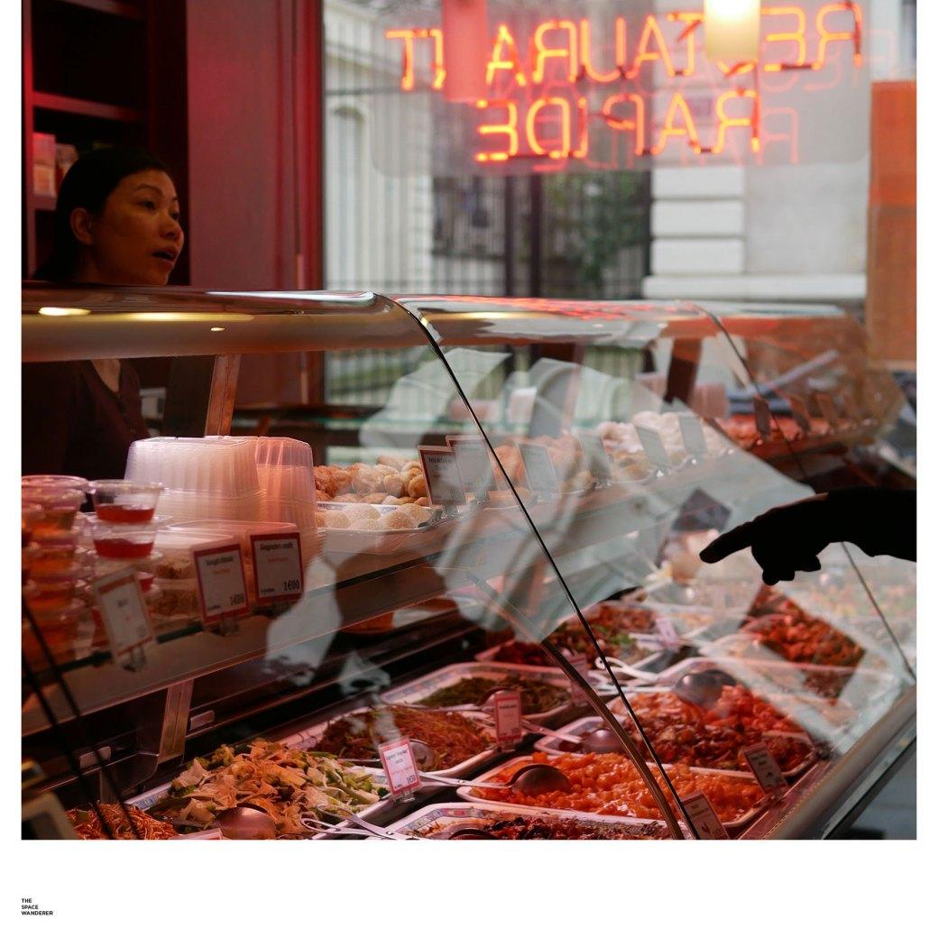 Restaurant Rapide Paris