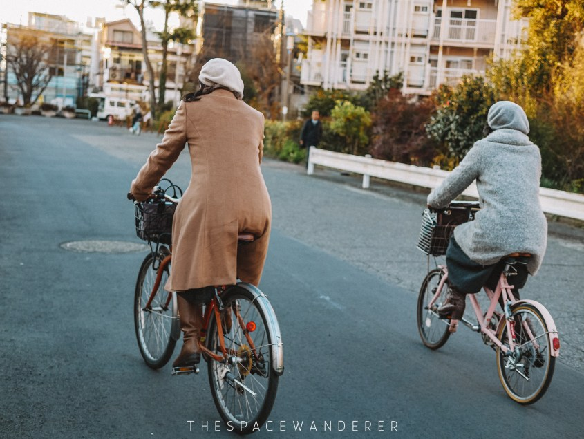 bikes Tokyo
