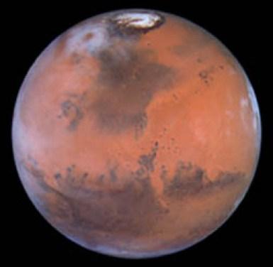 Mars!