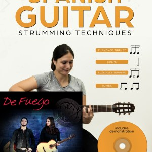 Signed Book&DVD and Spanish Guitar CD
