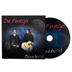 Bluebird – Spanish Guitar CD/MP3