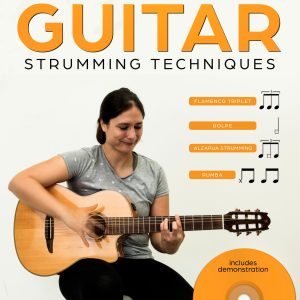 Spanish Guitar Strumming Techniques – Book/DVD or PDF