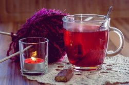 Beating the winter blues - stay hydrated with fruit teas in winter