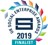 The Spark is a finalist in the UK Social Enterprise Awards 2019