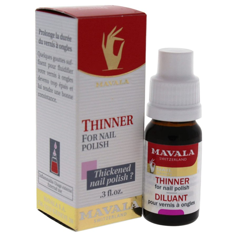 Mavala Nail Polish Thinners