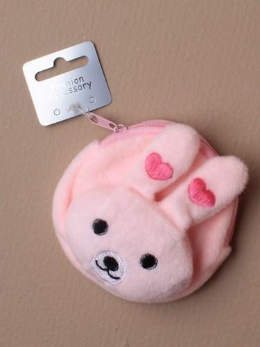 Girls rabbit purse-571