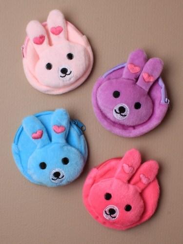 Girls rabbit purse-573