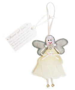 Fair Trade Fairies-Flower girl fairy