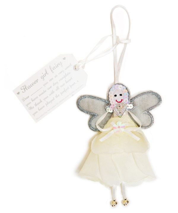 Fair Trade Fairies-Flower girl fairy-0