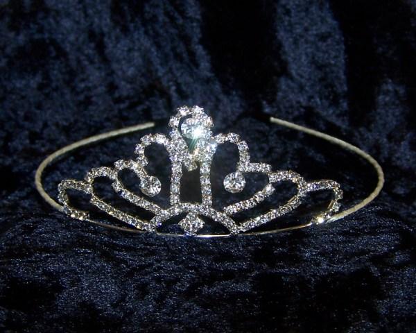 Flower girl tiara-1743